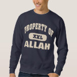Property of Allah - Mike Tyson Pull Over Sweatshirt