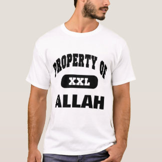 Property of ALLAH T-Shirt