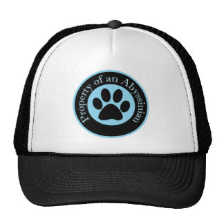 Property of an Abyssinian Cap