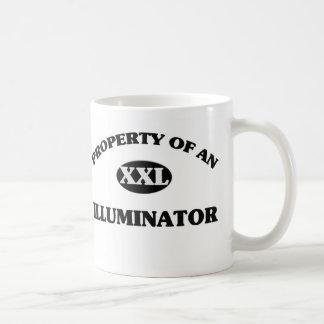 Property of an ILLUMINATOR Mug