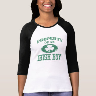 Property of an Irish Boy T Shirt