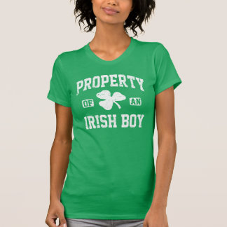 Property of an Irish Boy Tshirt