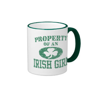 Property of an Irish Girl Mug