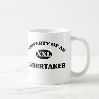Property of anUNDERTAKER Coffee Mug