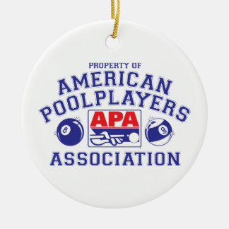 Property of APA Christmas Ornament