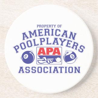 Property of APA Coaster