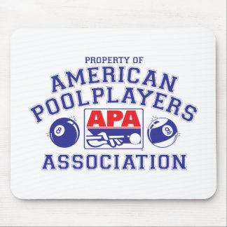 Property of APA Mouse Mat