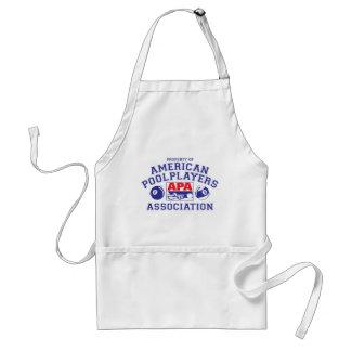 Property of APA Standard Apron
