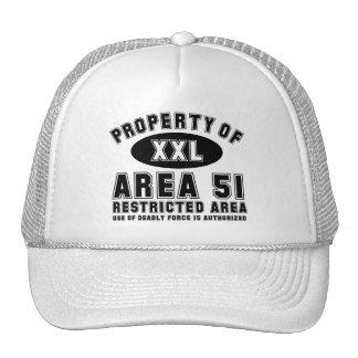 Property of Area 51 Cap