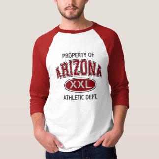 PROPERTY OF ARIZONA ATHLETIC DEPT. T-Shirt