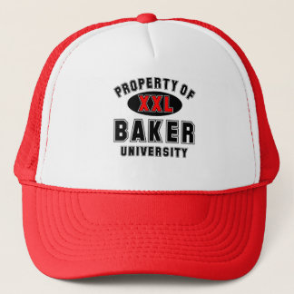 Property of Baker University Cap
