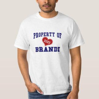 Property of Brandi T-Shirt
