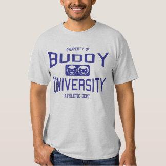 Property of BuddyU Athletic Dept. T-Shirt