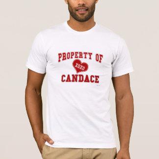 Property of Candace T-Shirt