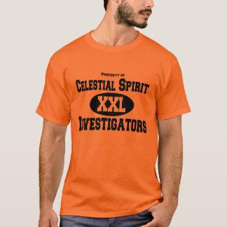 Property of Celestial Spirit Investigators T-Shirt