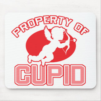 Property of Cupid Valentine s Day Mousepad