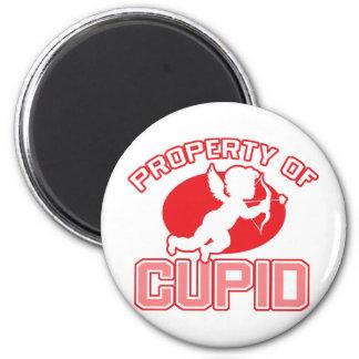 Property of Cupid Valentine's Day Magnet Fridge Magnets