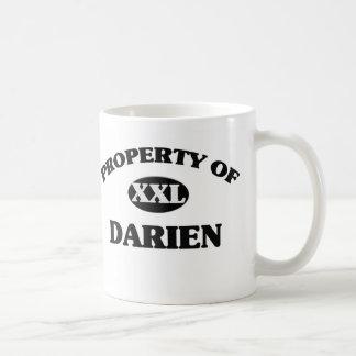 Property of DARIEN Mug