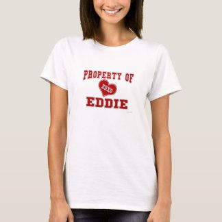 Property of Eddie T-Shirt