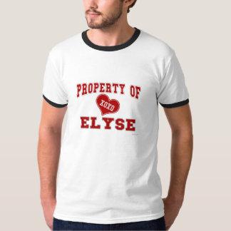 Property of Elyse T-Shirt