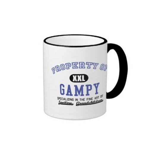 Property of Gampy Mug