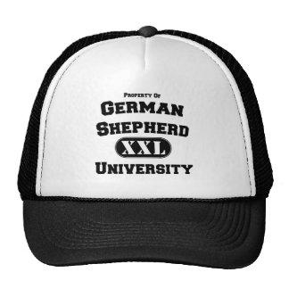 Property of German Shepherd University Mesh Hat