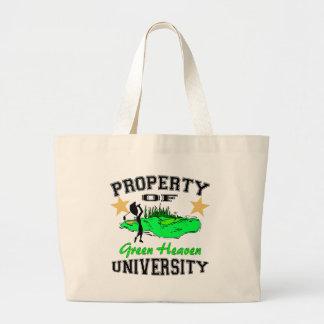 Property Of Golfer University Bag