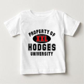 Property of Hodges University Tee Shirts