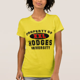 Property of Hodges University Tees