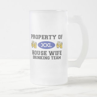 Property of House WIfe Drinking Team Coffee Mug