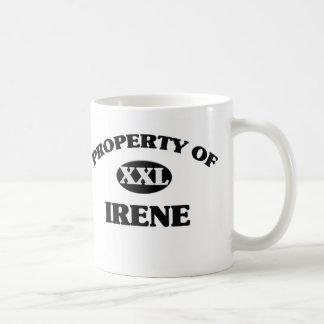 Property of IRENE Coffee Mug
