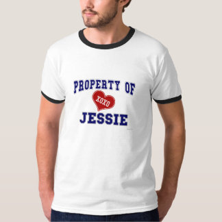 Property of Jessie T-shirts