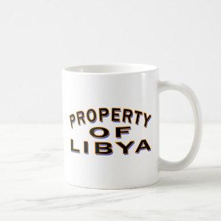 Property Of Libya. Coffee Mug