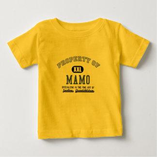 Property of Mamo Baby T-Shirt