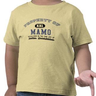 Property of Mamo T Shirts