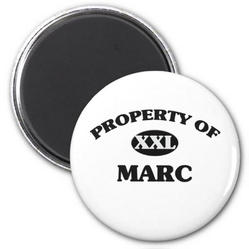 Property of MARC Magnets