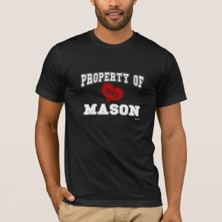 Property of Mason T-Shirt