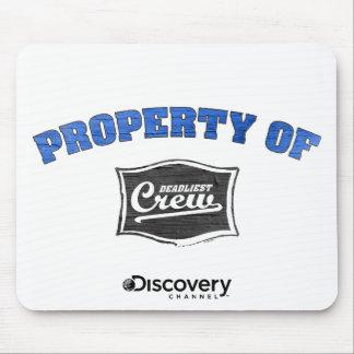 Property of Mousepad