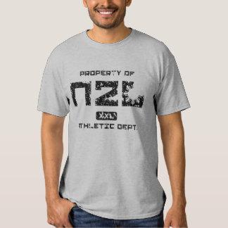 Property of N2L Athletic Dept. (GREY) Tshirt