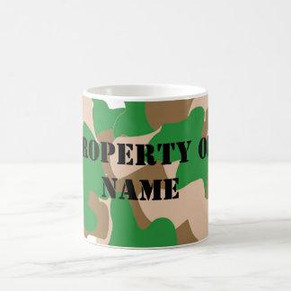 Property of Name Mug