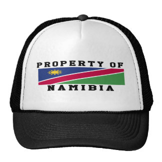 Property Of Namibia Trucker Hat
