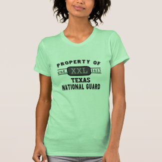 Property of National Guard - State Customizable Tshirts