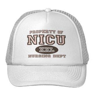 Property Of NICU Nurse Hat