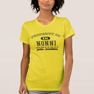 Property of Nonni Shirt