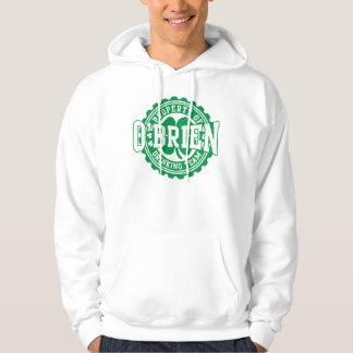 Property of O'Brien Irish Drinking Team Hoodie