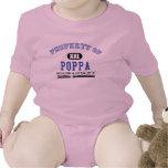 Property of Poppa Bodysuits