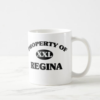 Property of REGINA Mug