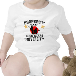 Property Of Rock Star University Creeper