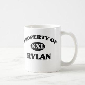 Property of RYLAN Coffee Mug