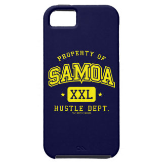 Property of SAMOA iPhone 5 Cover